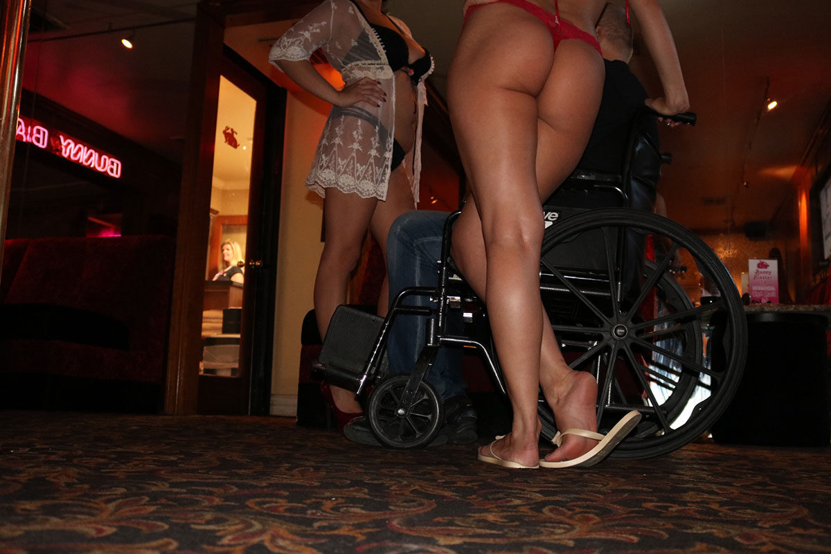 Nevada Brothels and People With Disabilities