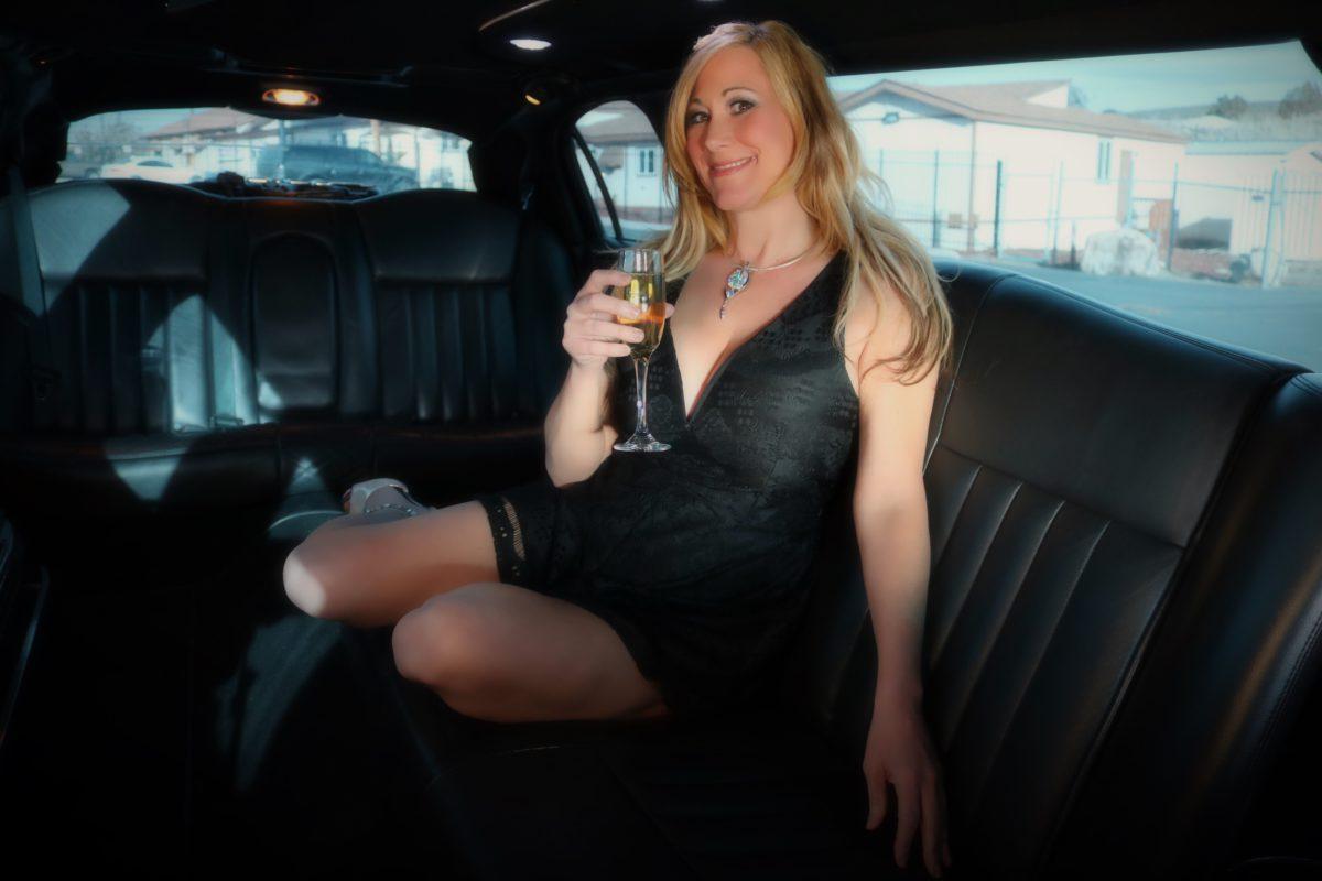 Hot Car Sex with a Prostitute