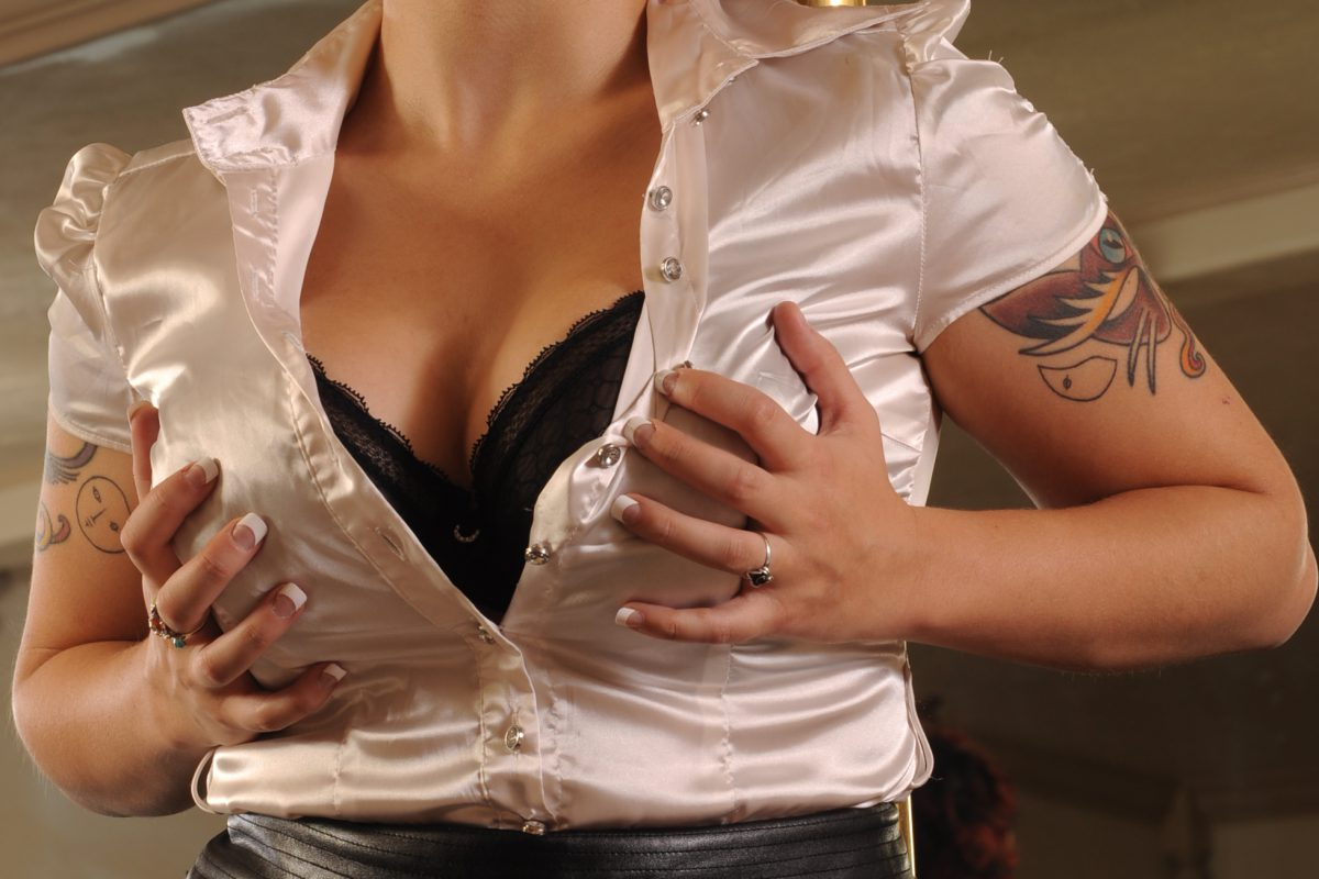 More Than a Handful: Getting Off with Big-Breasted Girls
