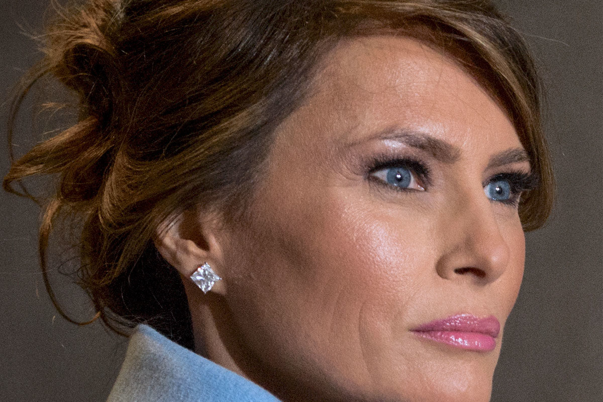 "Brothel Owner Offers ""Free Sex For Life"" To the Person Who Can Prove Melania Trump was a Prostitute"