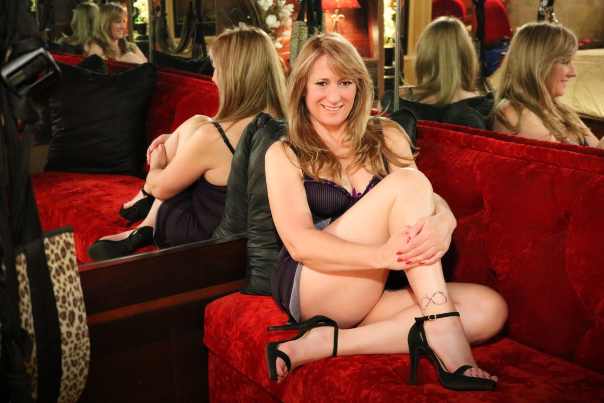 My Second Act: Becoming a Legal Prostitute in my 50's