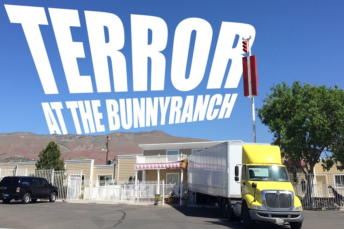 TERROR Won't Stop The Bunny Ranch!