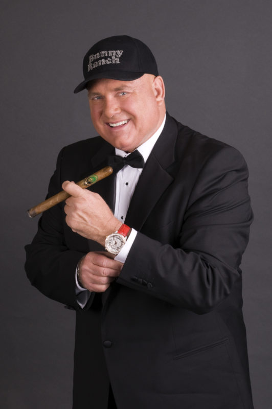 Dennis Hof, Owner of seven Nevada brothels