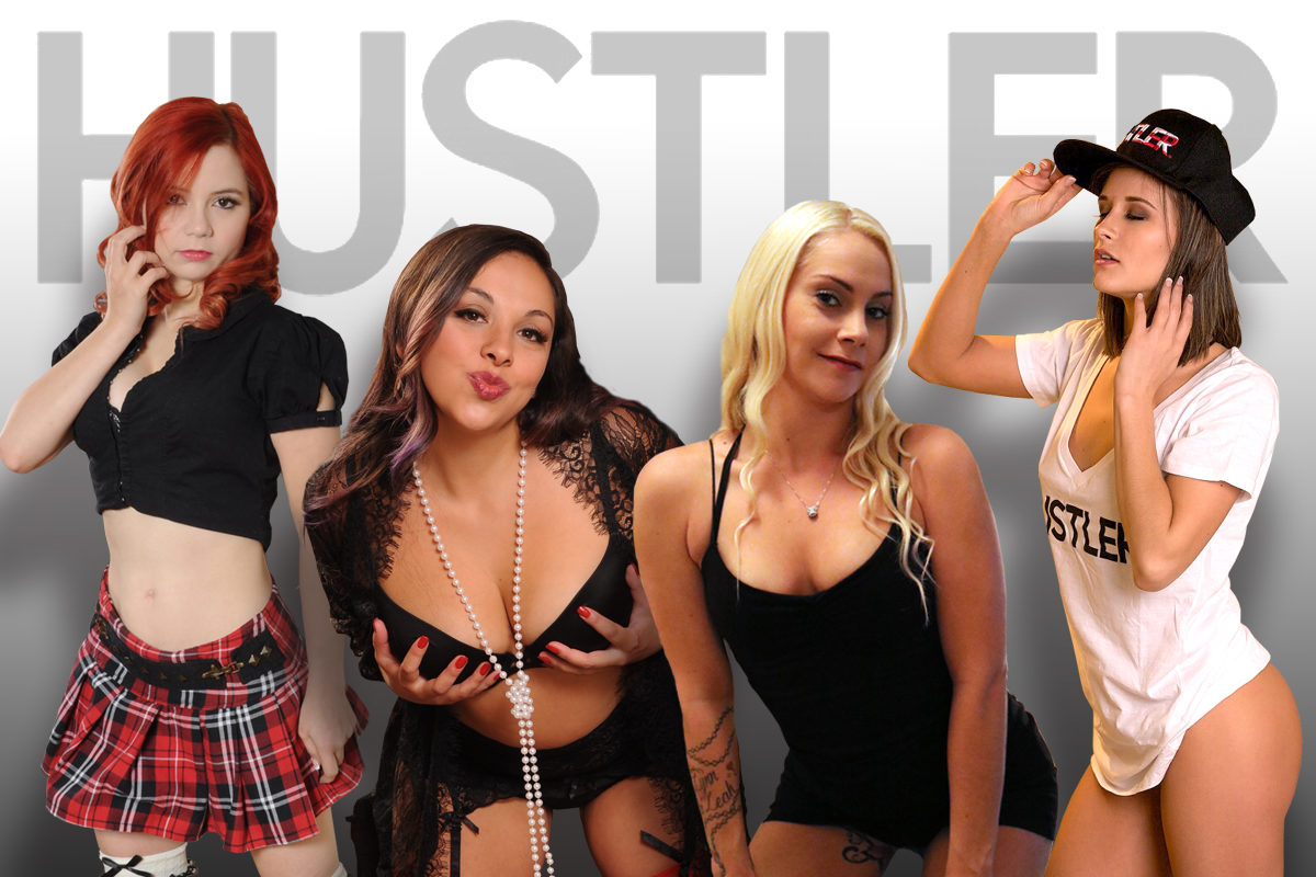"""Hustler Magazine's """"Beaver Of The Year Contest"""" Starts Today—And My Girls Are In It To Win It!"""