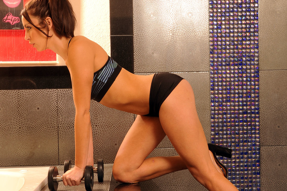I'm a Fitness and Fornication Fanatic