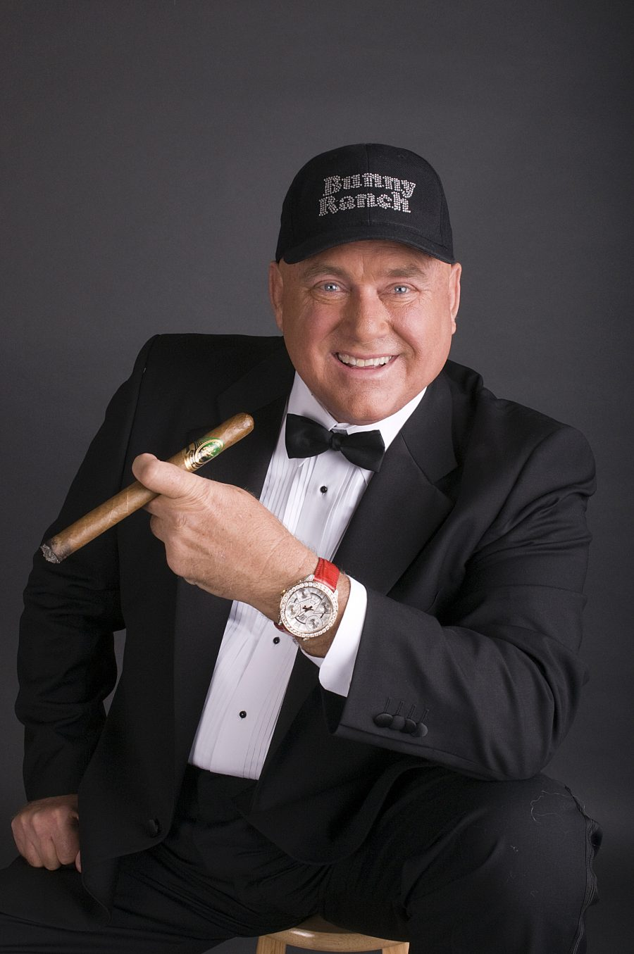 Bunny Ranch owner and Nevada Assembly candidate Dennis Hof was accused of raping a woman who worked at one of his brothels in 2005 a newly released police