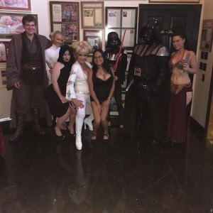 Birthday Party Star Wars Characters