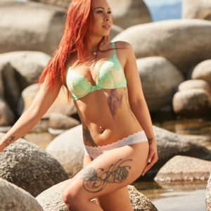 IVY MAE'S LAKE TAHOE SHOOT
