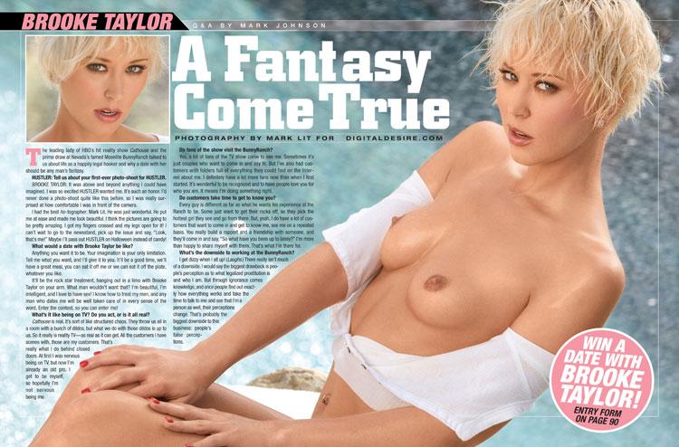 Brook taylor hustler pics, girls wresling nude